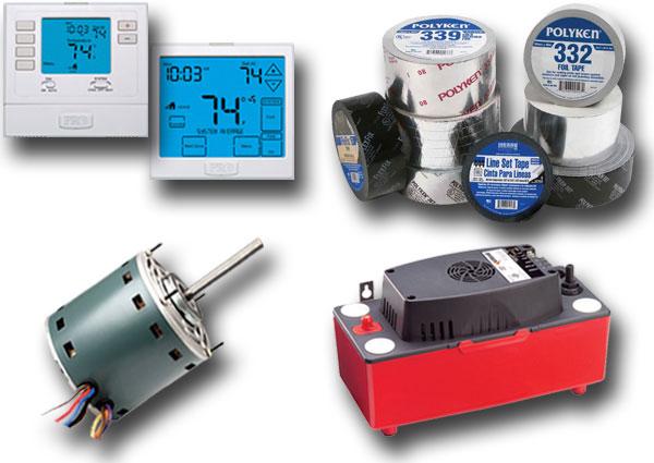 HVAC Sales Inc. T705 T955 POLYKEN CP22 Product Images